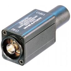 CONVERSOR DE IMPEDANCIAS AES-EBU XLRM 110 OHM / BNC 75 OHM