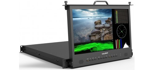 MONITOR IMAGEN 17,3´´  EXTRAIBLE PARA RACK 19