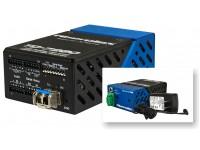 MODEM FIBRA OPTICA PARA audio stereo + serial data + control